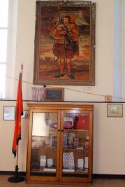Cherokee Display Cabinet at Duthil