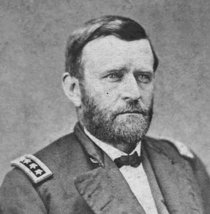 Ulysses s grant clan grant society usa grants star rose rapidly and his civil war career is one of victory after victory his campaign in the west began with the victories at ft henry and ft publicscrutiny Images